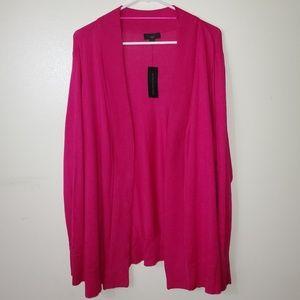 NWT Worthington Plus Size Cardigan